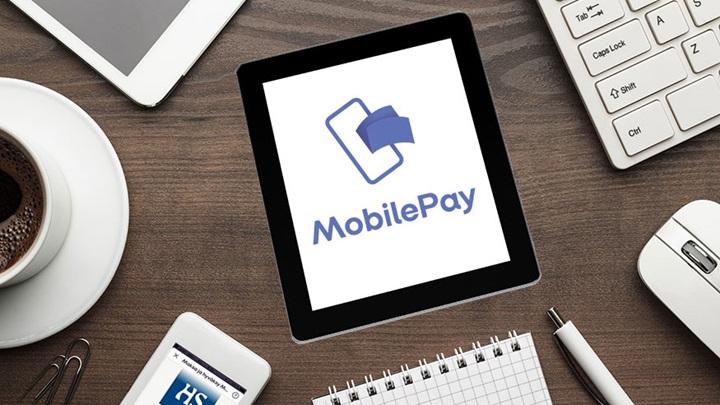 MobilePay faktura
