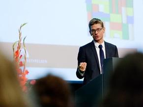 Lars Frelle-Petersen, direktør i Digitaliseringsstyrelsen.