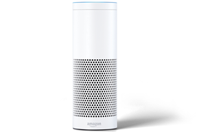 Højttaleren  Amazon Echo. Foto: Press