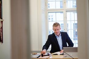 Niels Dahl-Nielsen er jurist i advokat- firmaet Synch i København. Firmaet, som er målrettet mod innovation og teknologi, har haft en hektisk periode op til indførelsen af databeskyttelsesforordningen GDPR.