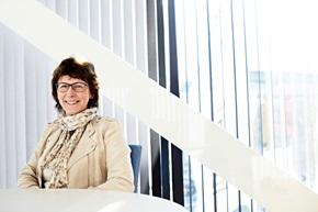 Lena Moberg, markedsstrateg hos Göteborg Energi.