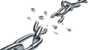 Problemer med manglende links i e-Boks