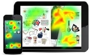 Eye tracking ser, hvad kunderne ser