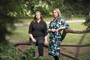 Hver eneste lille detalje kommunikerer. Og de små detaljer kan helt ændre opfattelsen af jeres varemærke, mener Karin Sandelin og Hanna Stolpe, semiotikere i Kantar Sifo.