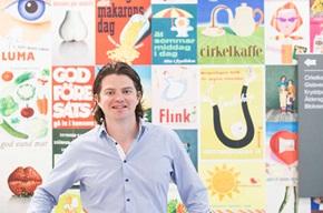 Jonas Taube, chef for kampagnestrategi og reklameproduktion hos Coop.
