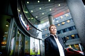 Heidi Myhr er daglig leder i SpareBank 1, som administrerer LOfavør for fagforeningen LO.