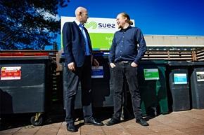 Ikke flere dobbeltfaktureringer for SUEZ